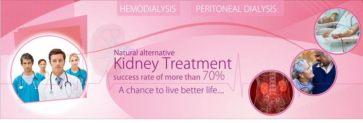 Dialysis Alternative Safe and Natural